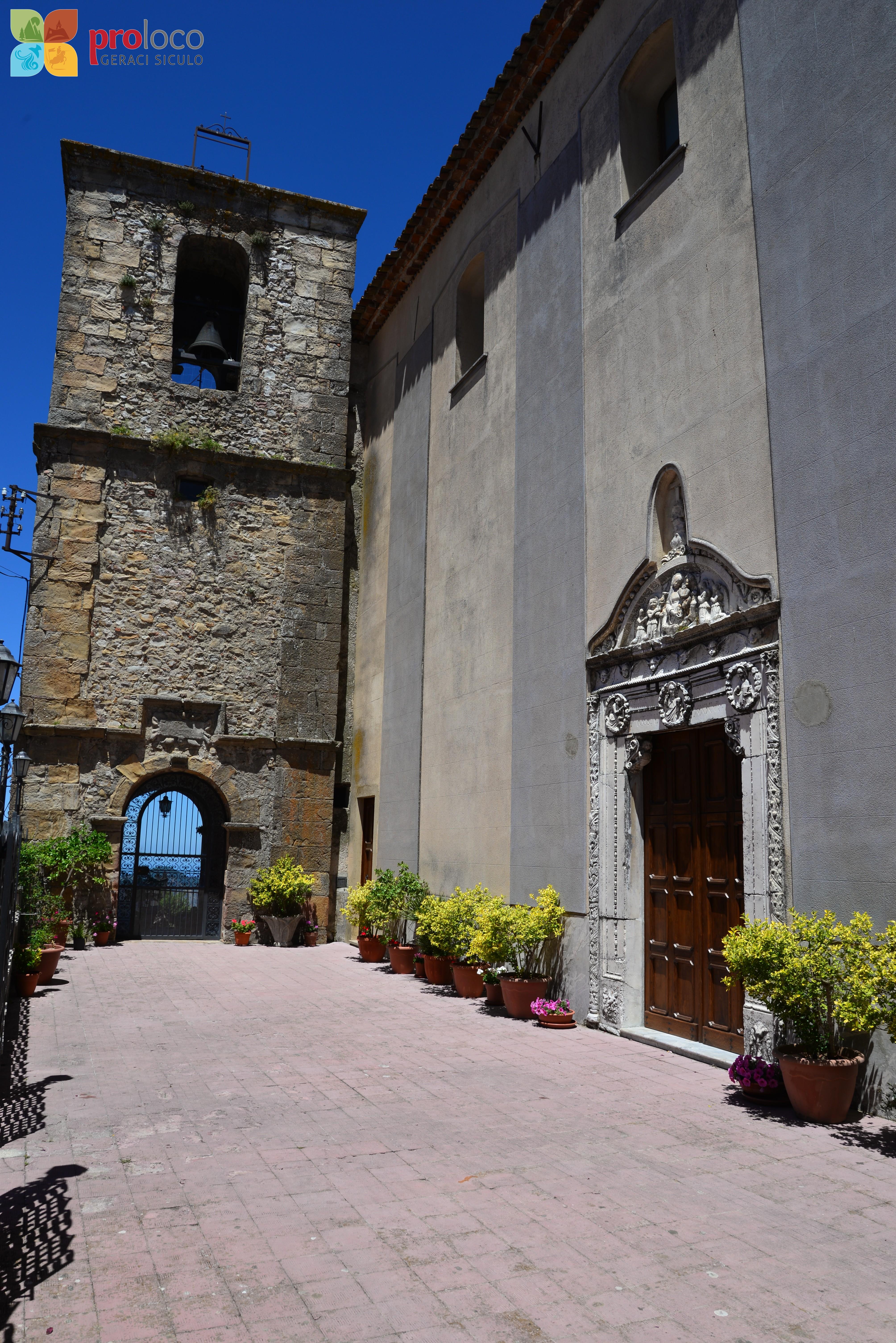 14 Chiesa di Santa Maria la Porta 01