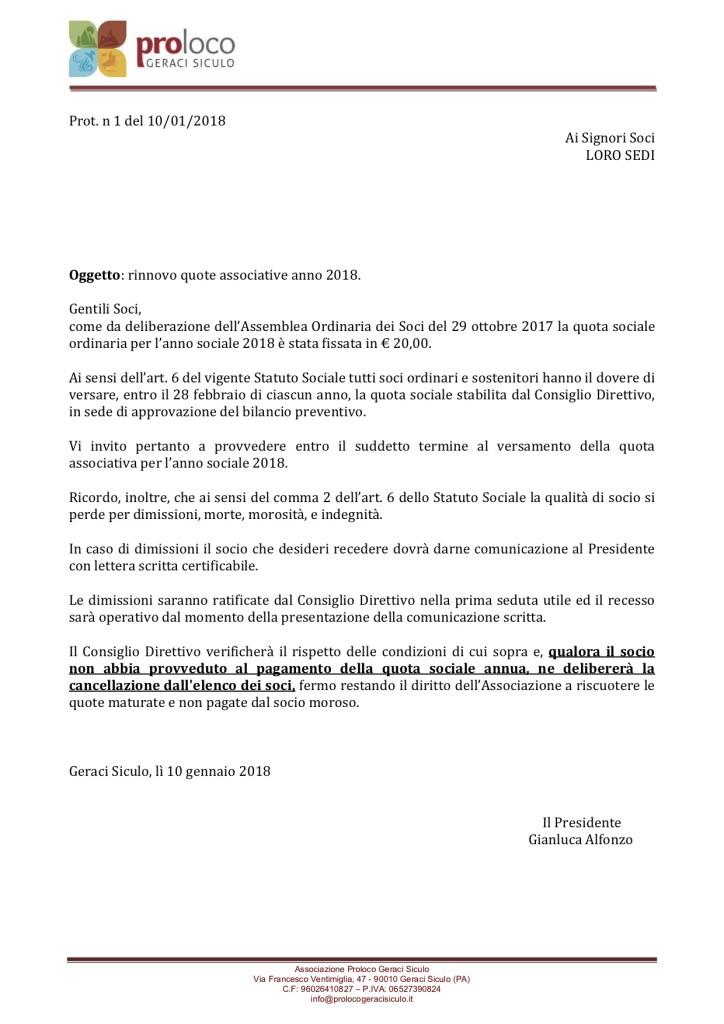 Geraci_Siculo_Pro_loco_Avviso_Tesseramento_2018